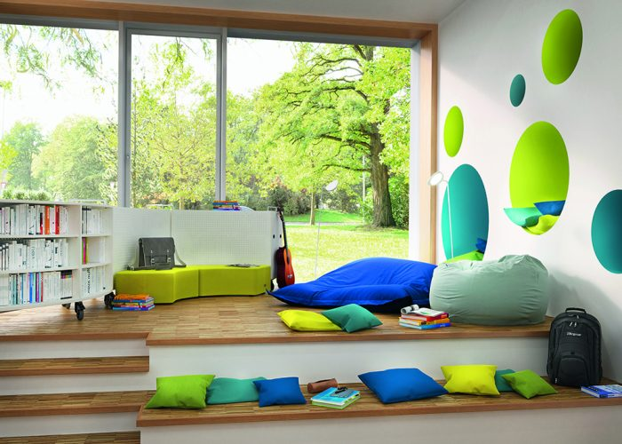 Welle Shapes & Cloud Bean Bags